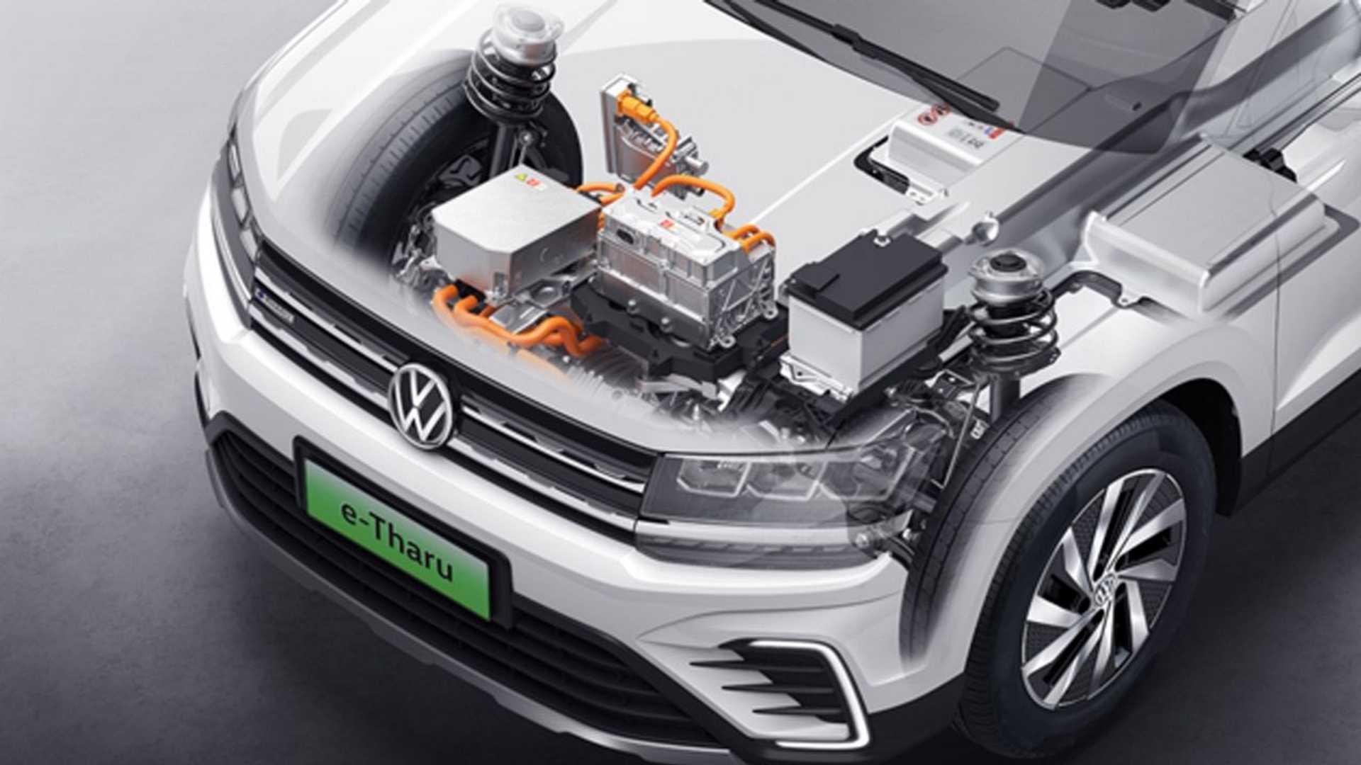 Motor Volkswagen e-Tharu