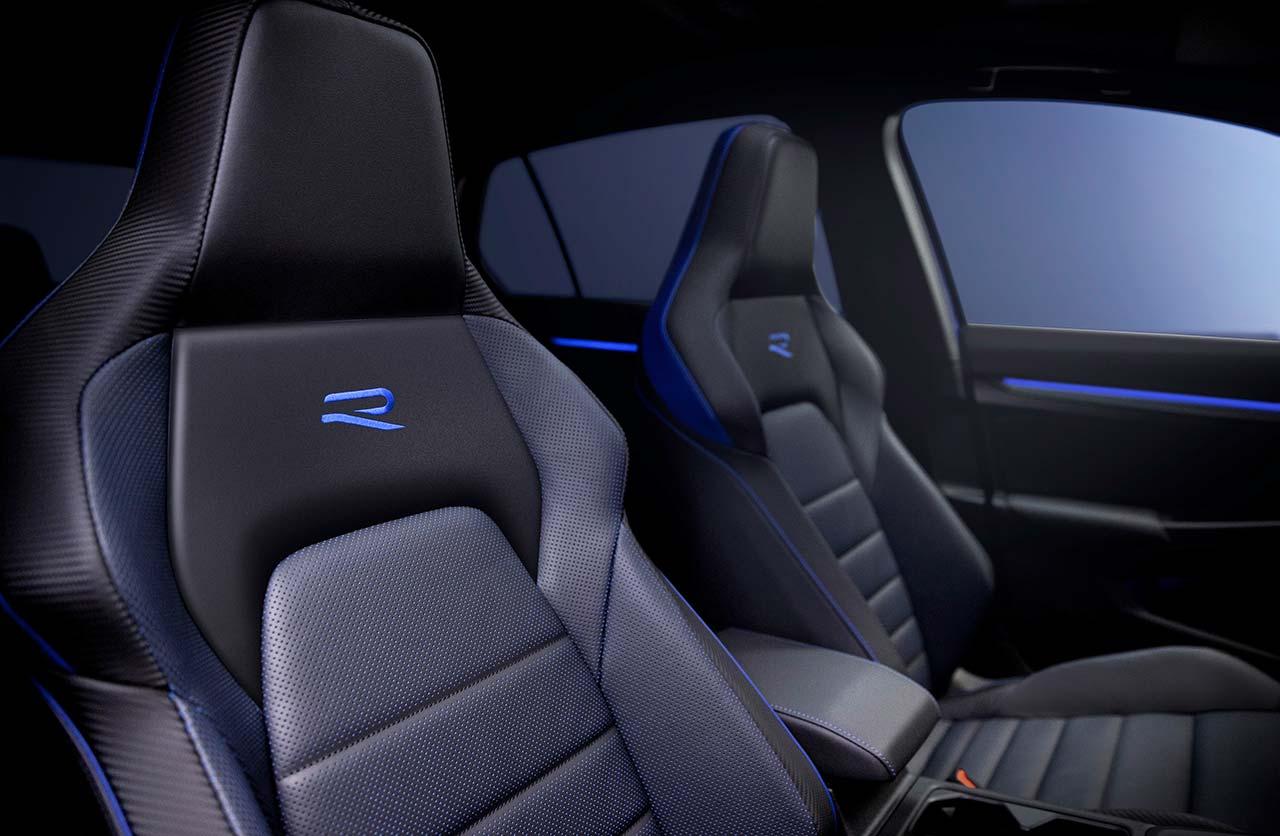 Butacas nuevo Volkswagen Golf R