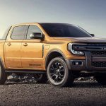 Los motores de la próxima Ford Ranger