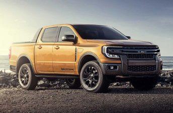 Ford invertirá 580 millones de dólares para fabricar la nueva Ranger en Argentina