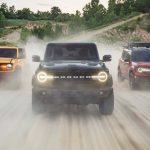 Lo que viene en Ford Argentina: Bronco y Mustang Mach 1, confirmados para 2021