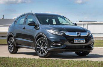Honda HR-V 2021: qué cambió