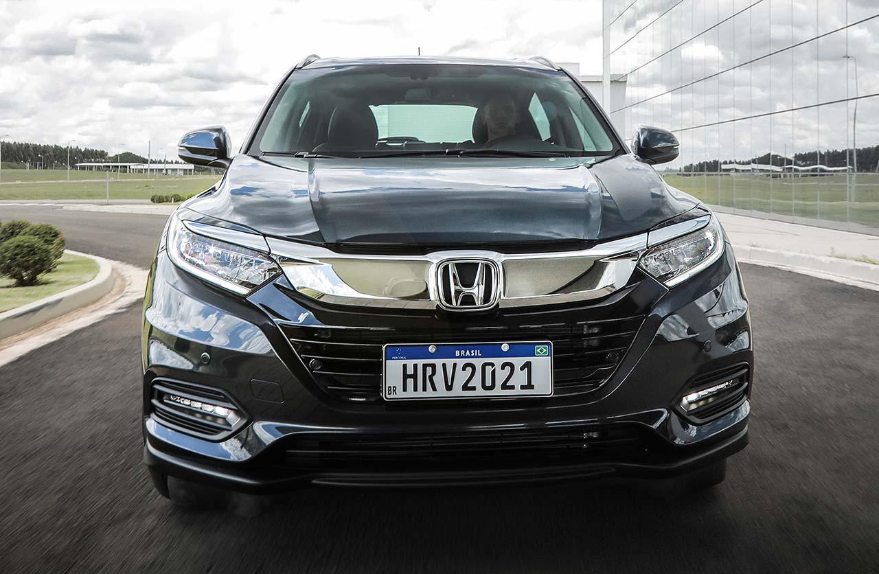 Nueva Honda HR-V 2021