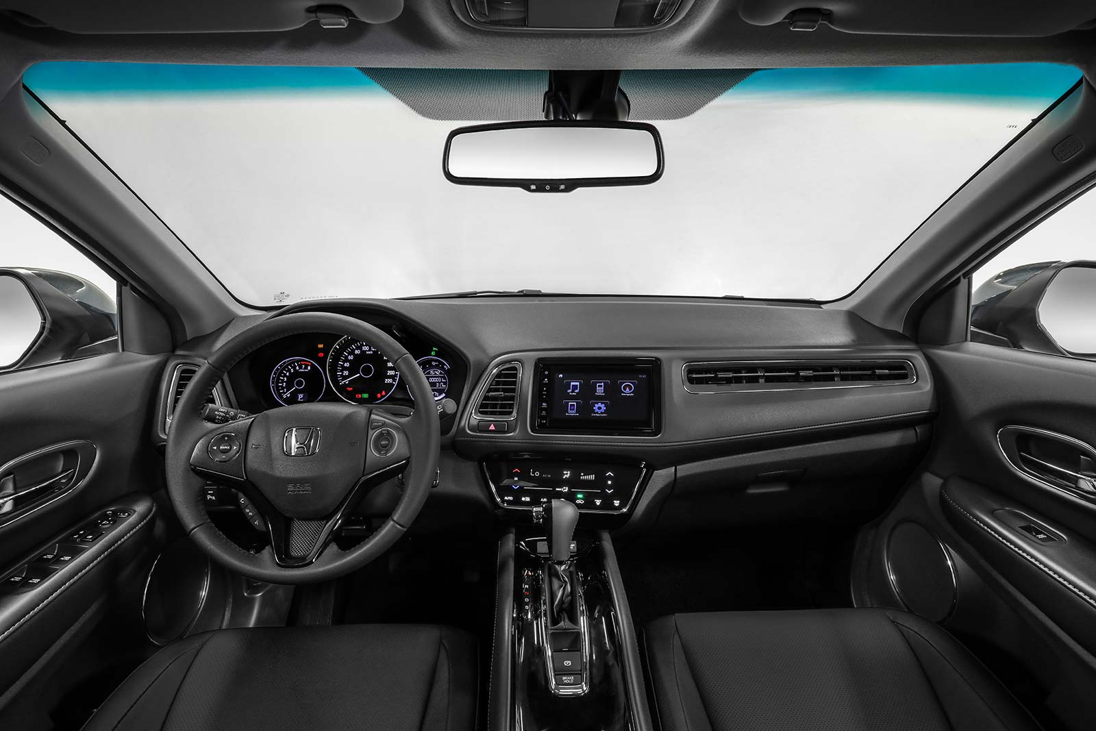 Interior Honda HR-V 2021