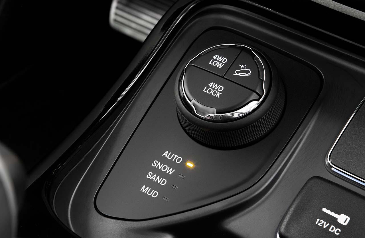 Jeep Compass Turbodiésel 4x4
