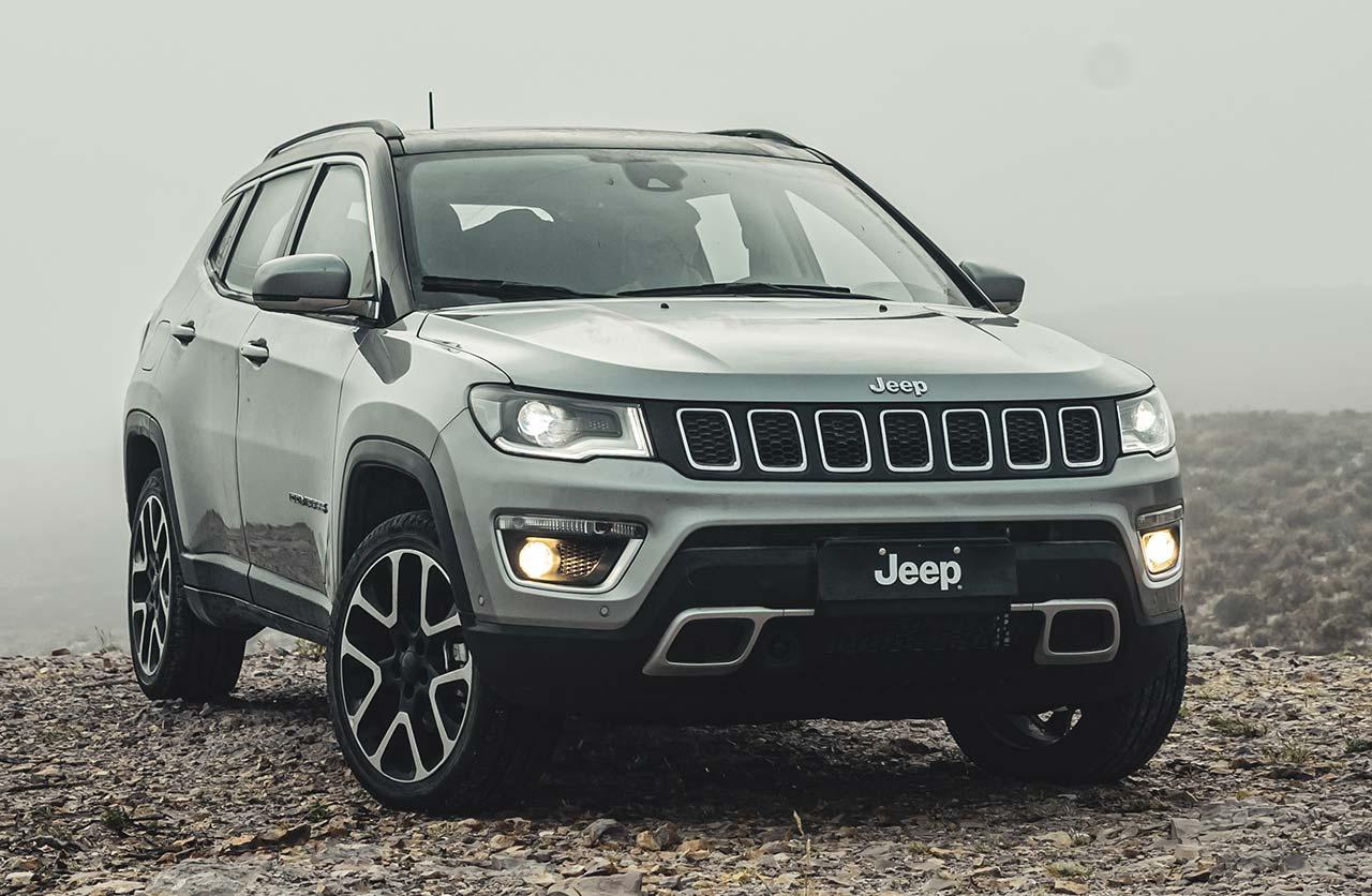 Jeep lanzó el Compass Turbodiésel