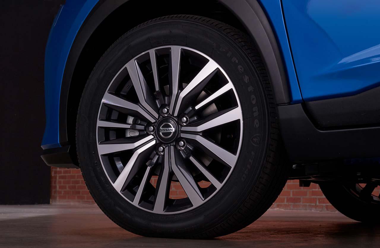 Llantas Nissan Kicks 2021