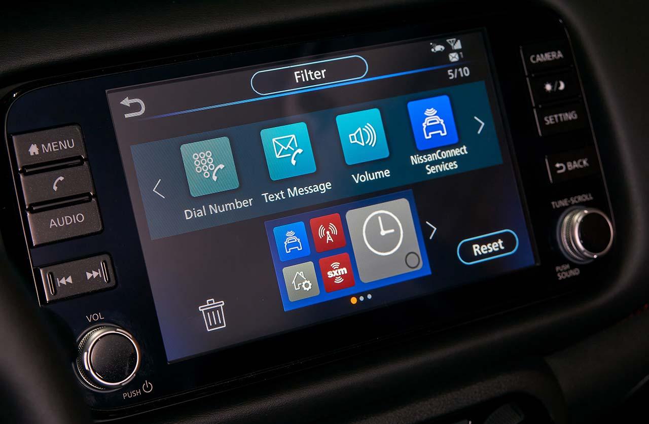 Multimedia Nissan Kicks 2021