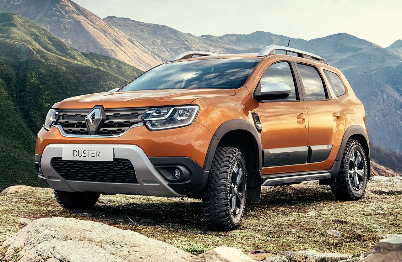 La nueva Renault Duster se expande