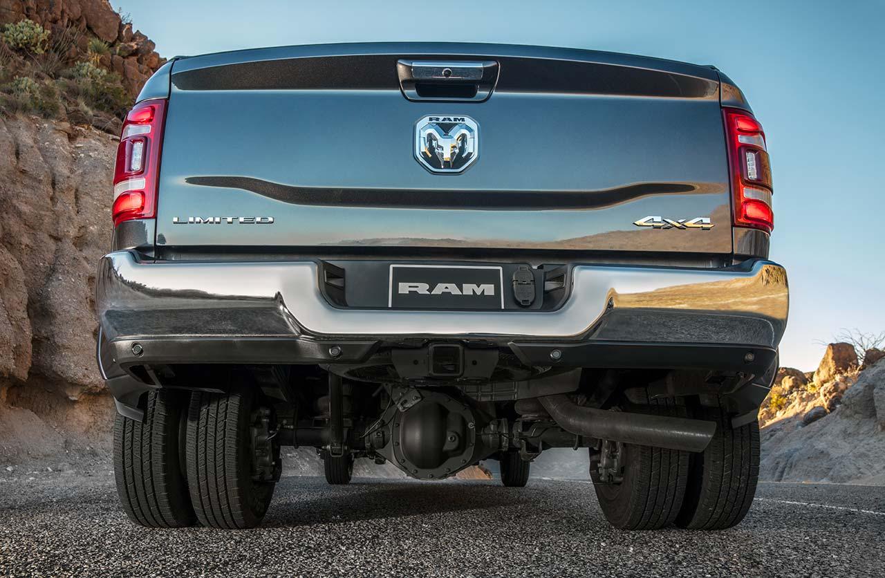 Ram 3500 Heavy Duty 2021