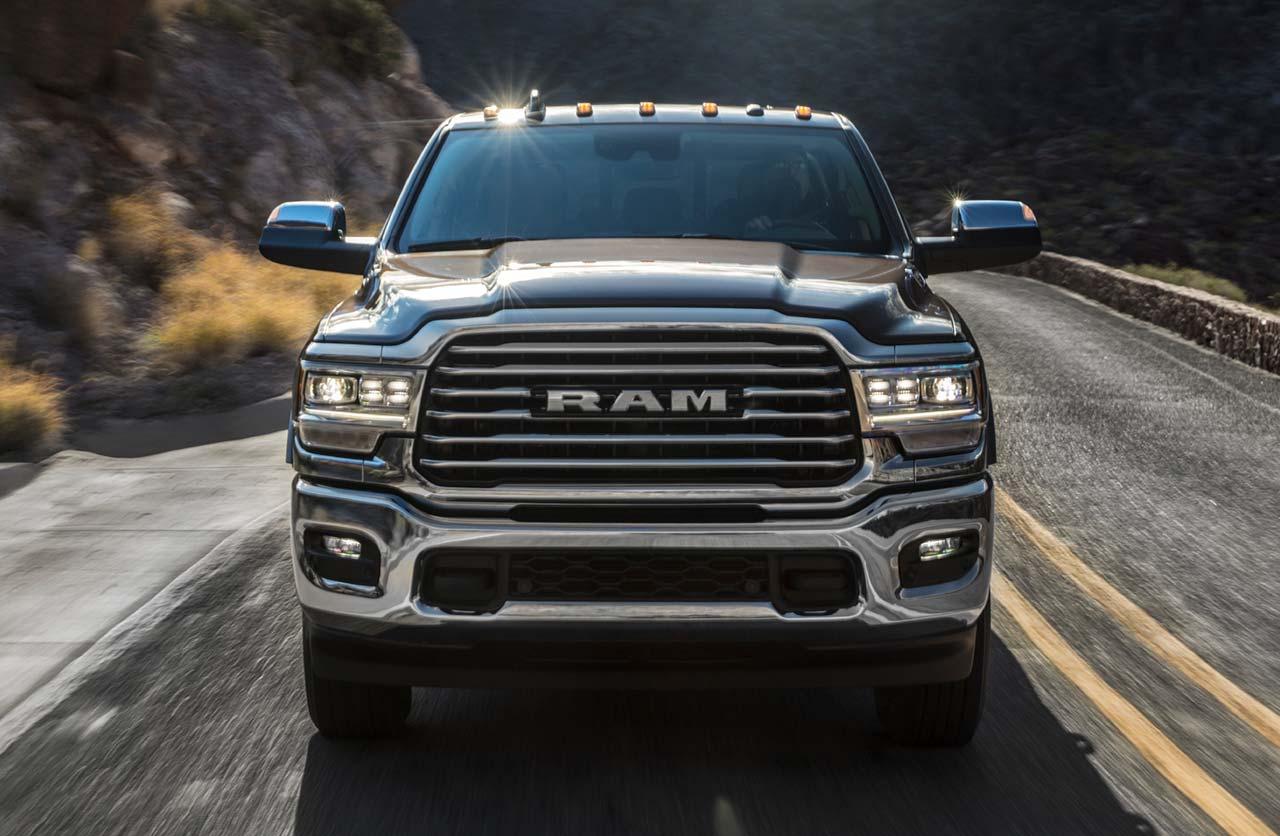 Ram Heavy Duty 2021