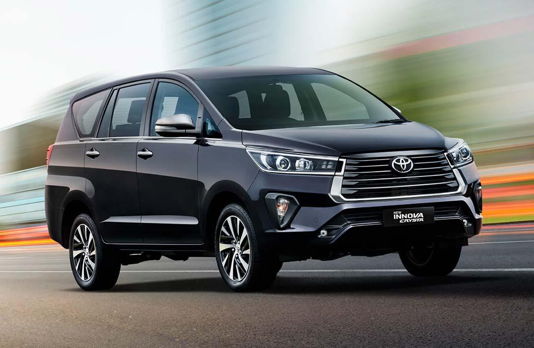 Hay una nueva Toyota Innova