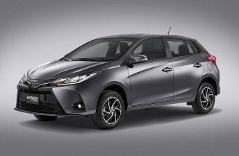 El renovado Toyota Yaris, más cerca