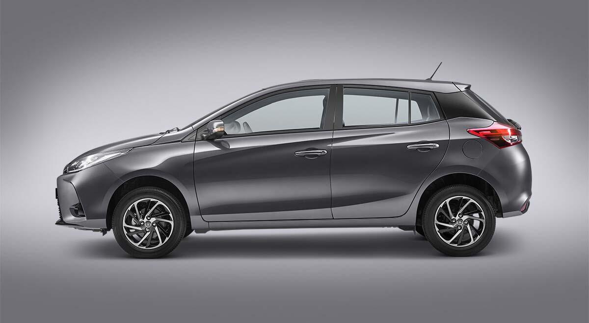 Toyota Yaris 2021 hatchback