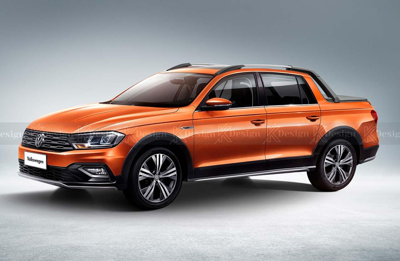 Anticipan la nueva Volkswagen Saveiro