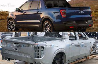 La Ford Maverick, más cerca