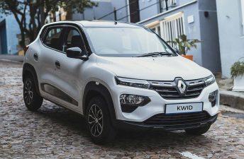 Cómo será la evolución del Renault Kwid