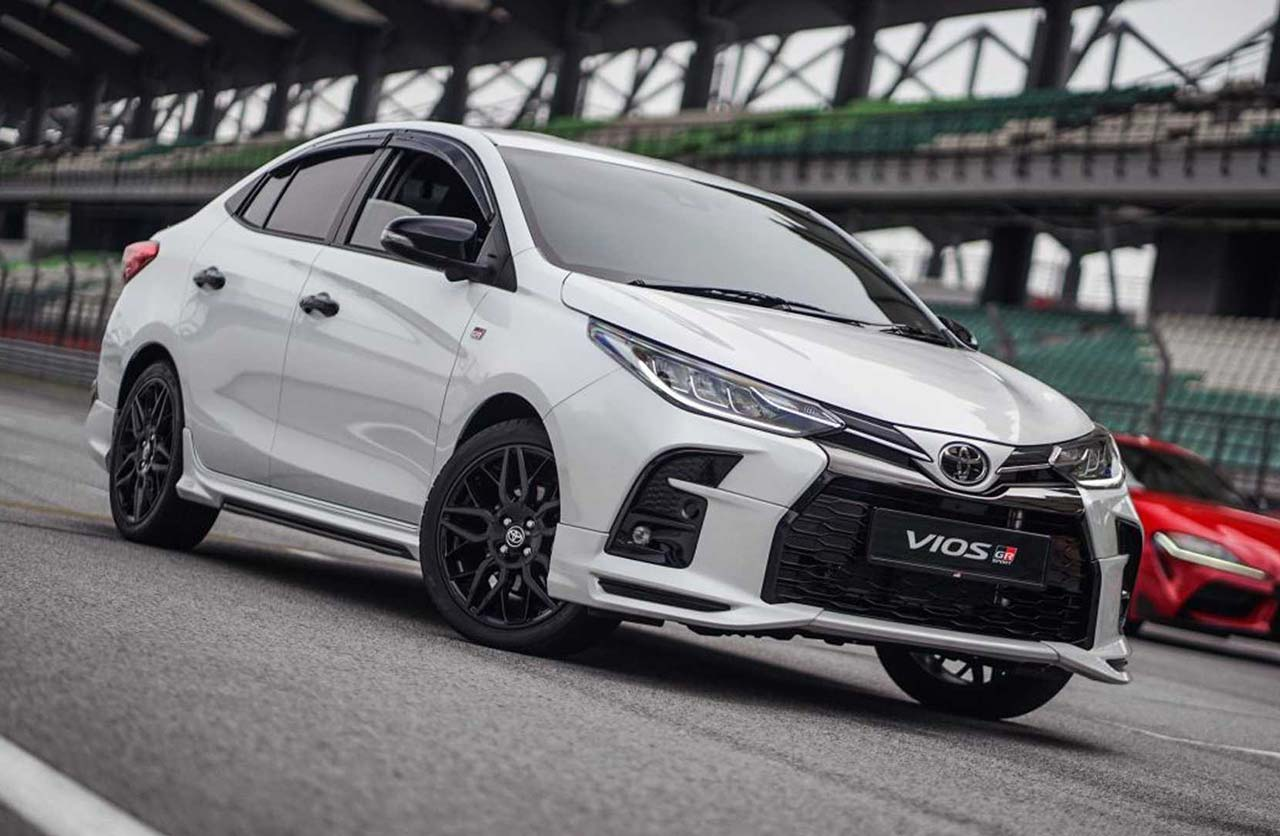 Deportivo: Toyota presentó el Yaris GR-S