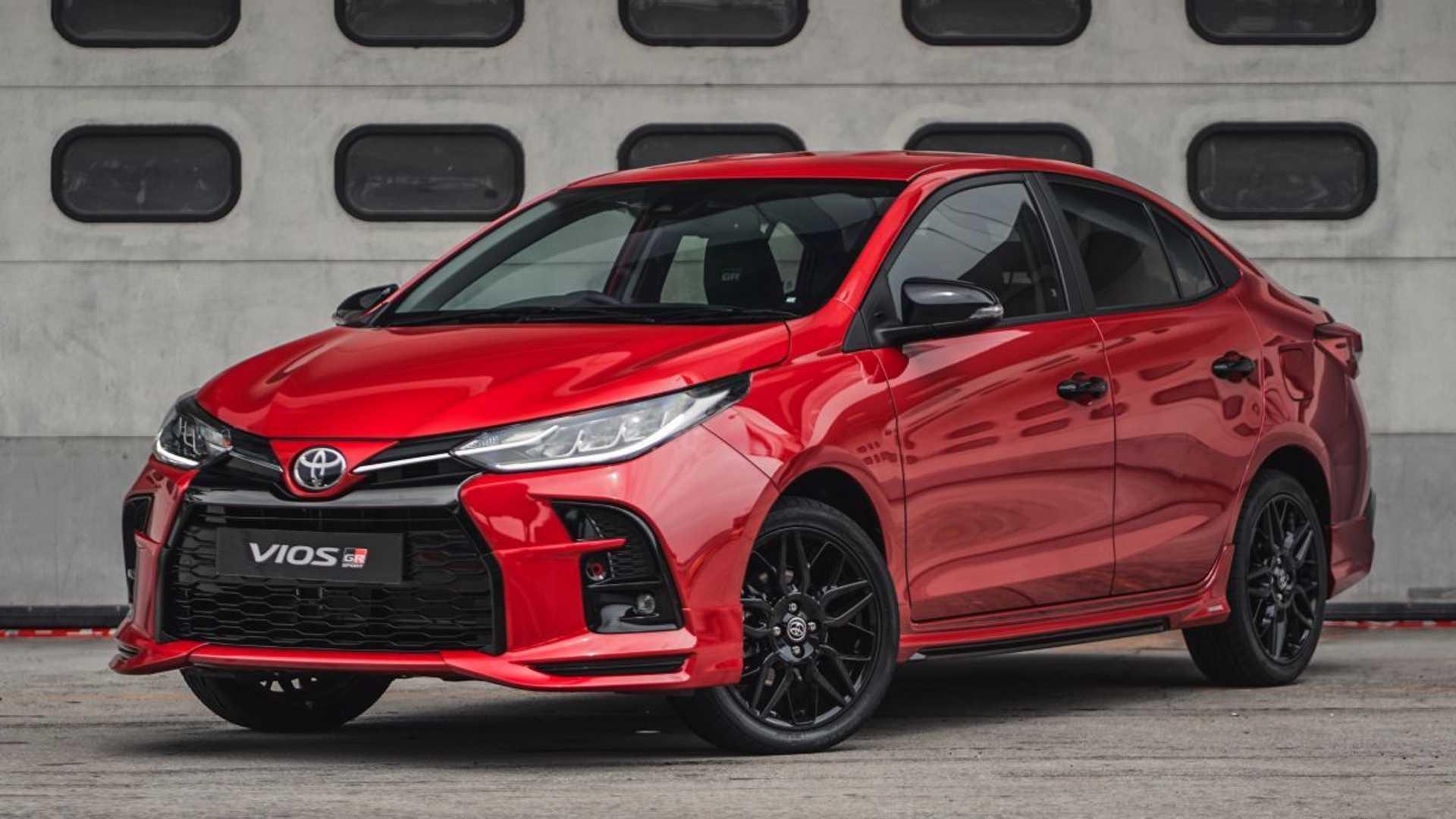 Toyota Yaris GR-S deportivo