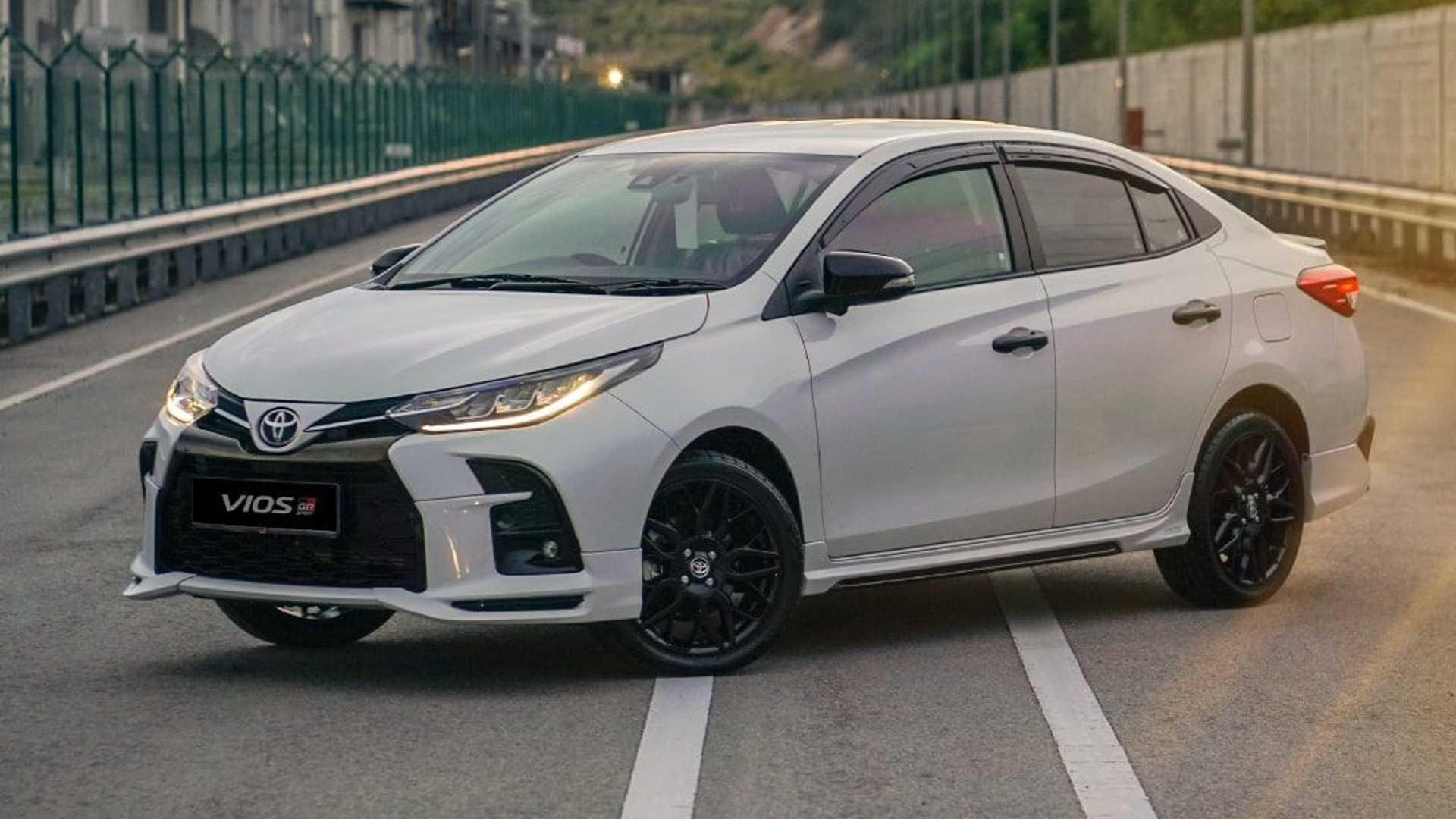 Toyota Vios Yaris GR-S