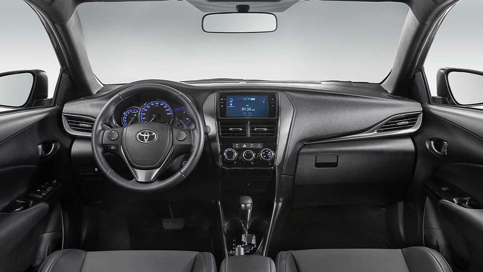Interior Toyota Yaris 2021