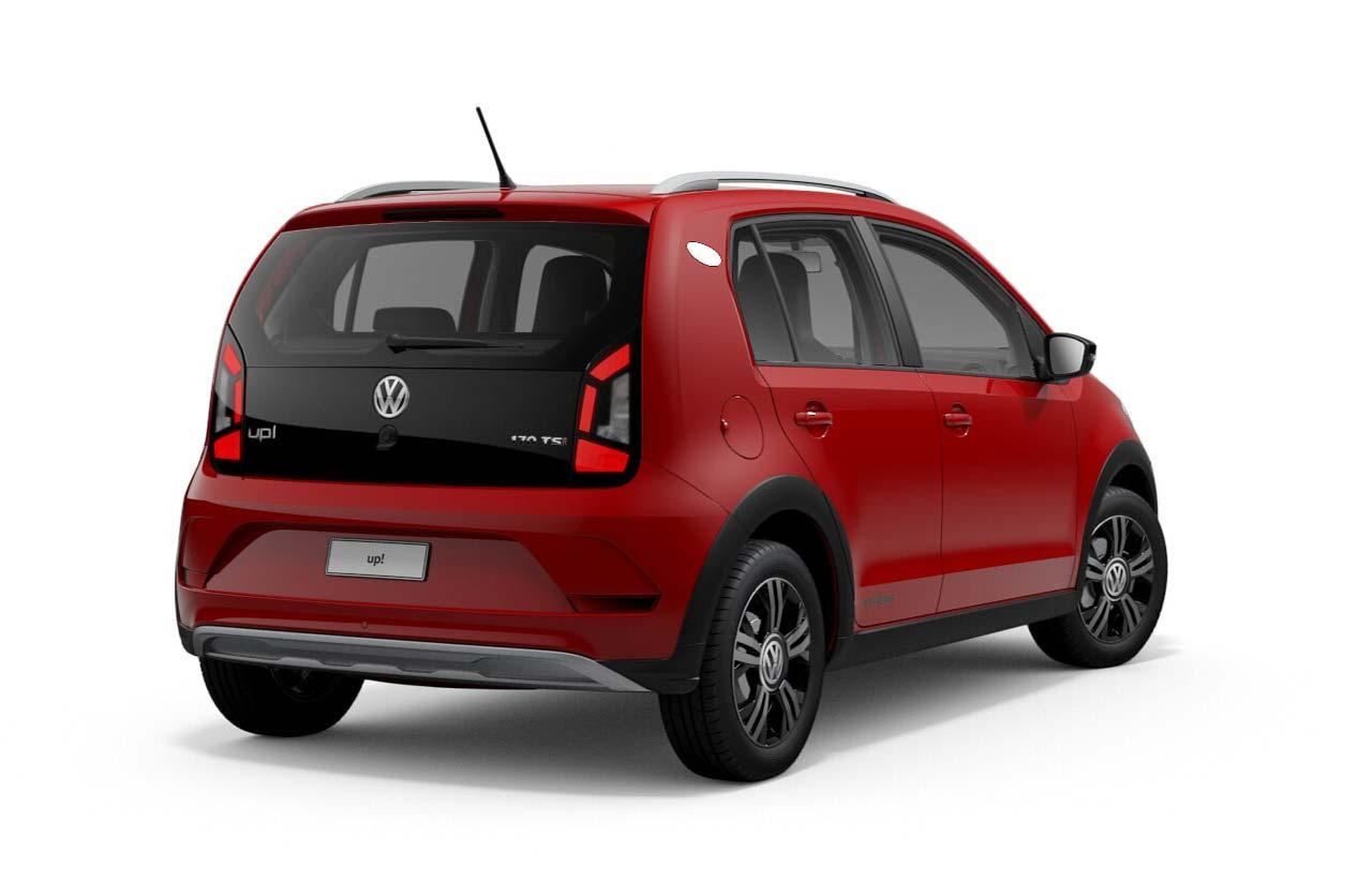 Volkswagen Up! Xtreme 2021