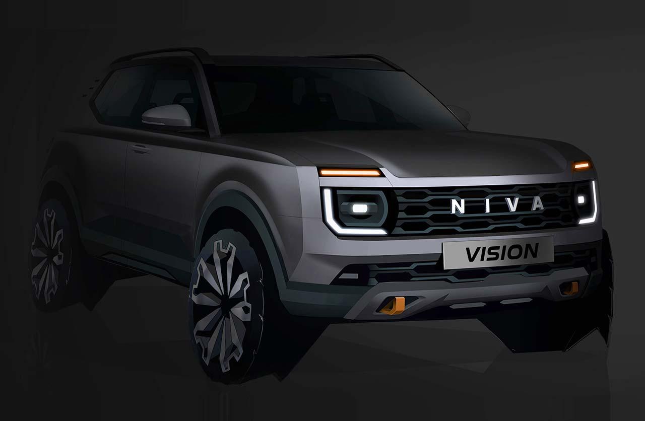 Nueva generación para el Lada Niva