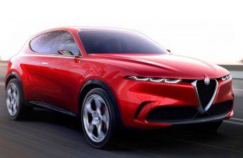 Nuevo SUV: Alfa Romeo prepara el Tonale