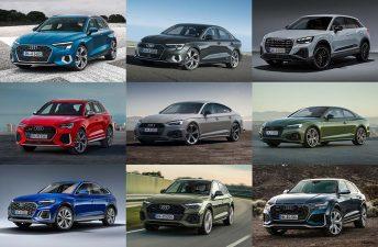 2021: los Audi que llegarán a Argentina