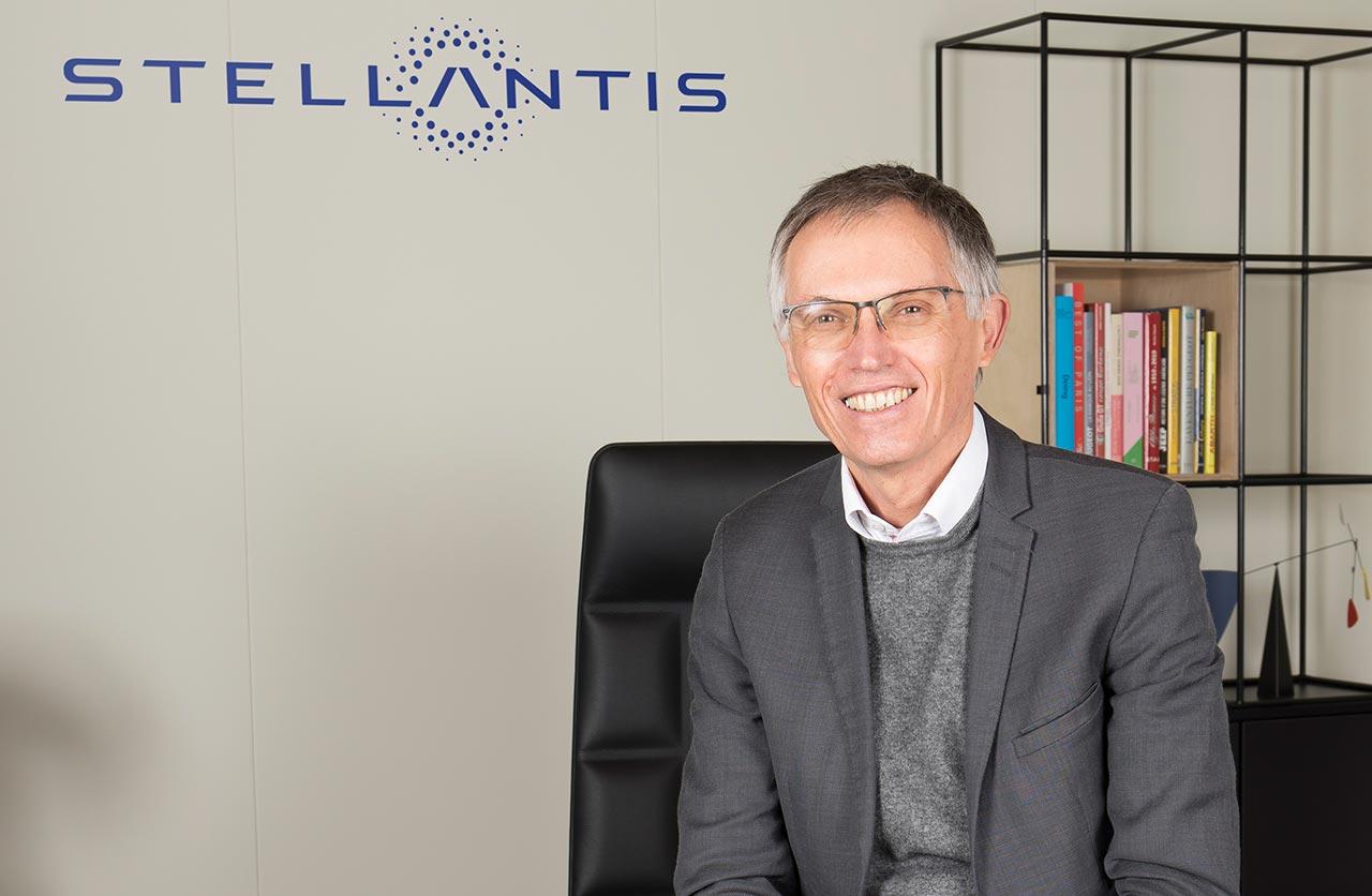 Carlos Tavares, Stellantis CEO