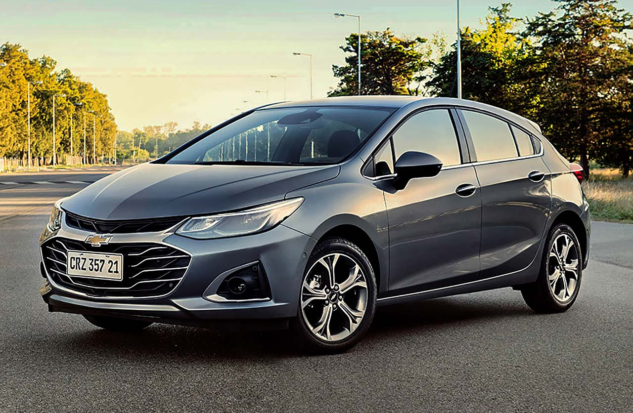 Chevrolet Cruze Premier hatch 2021