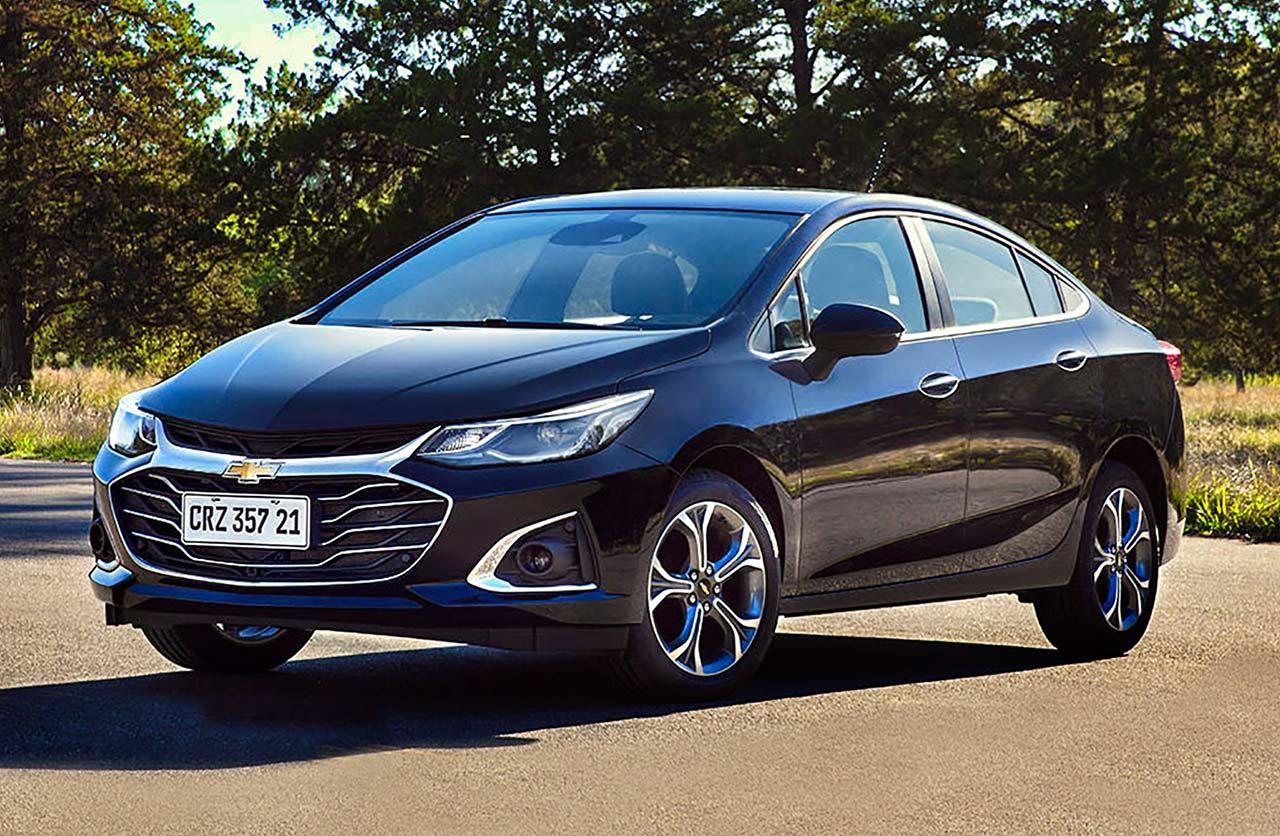 Chevrolet Cruze Premier sedán 2021