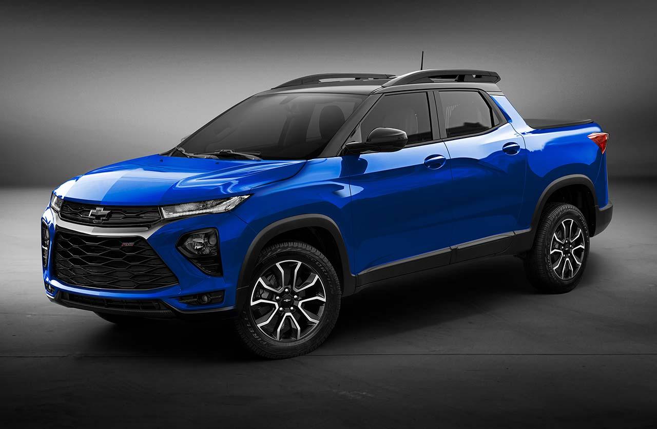 GM anticipa nuevos Chevrolet brasileños