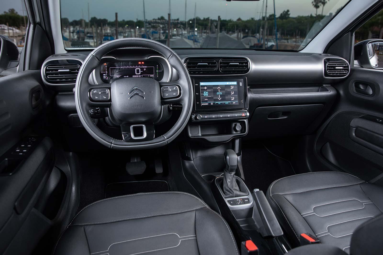 Interior Citroën C4 Cactus Rip Curl