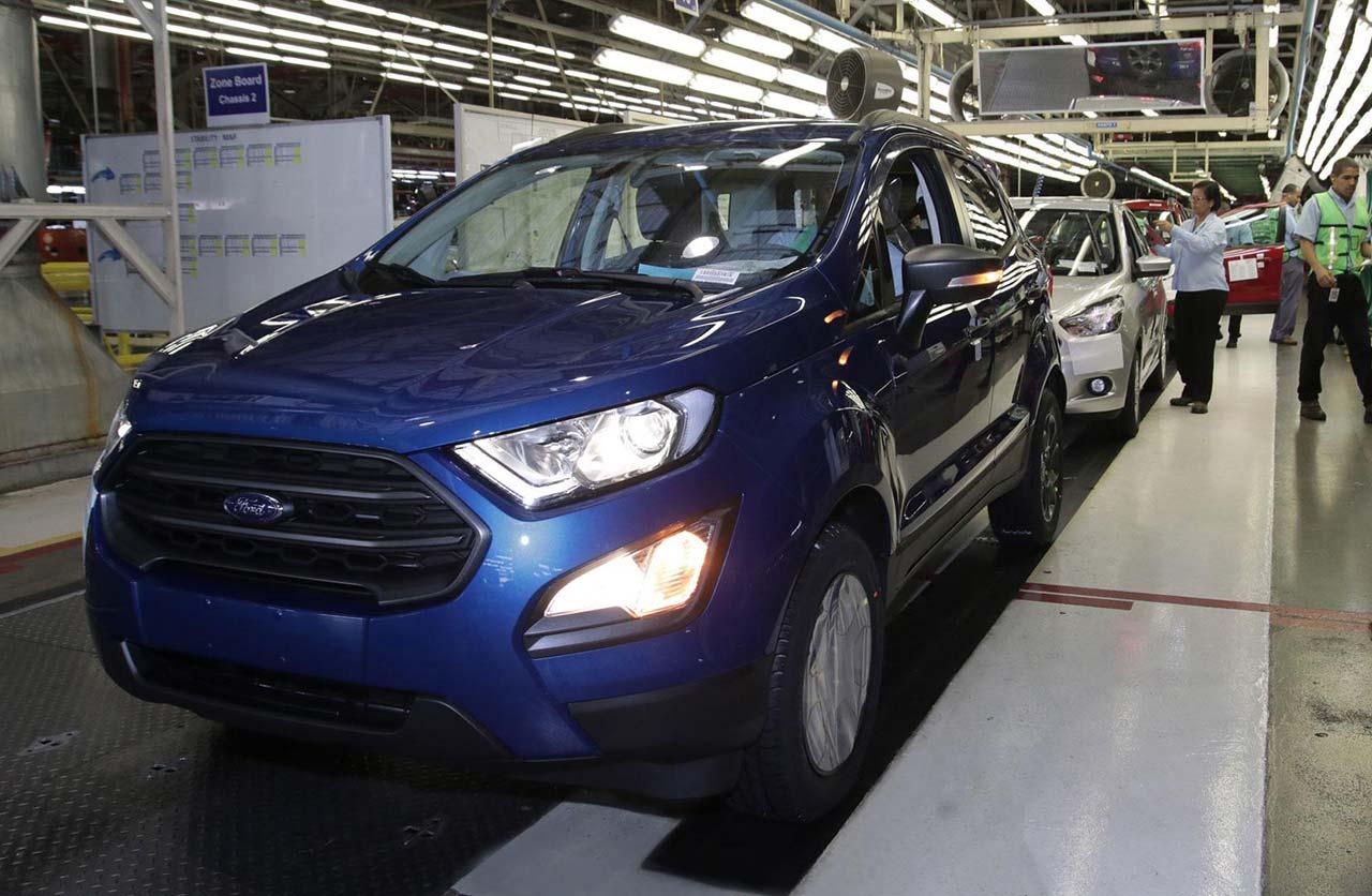 Ford deja de producir autos en Brasil