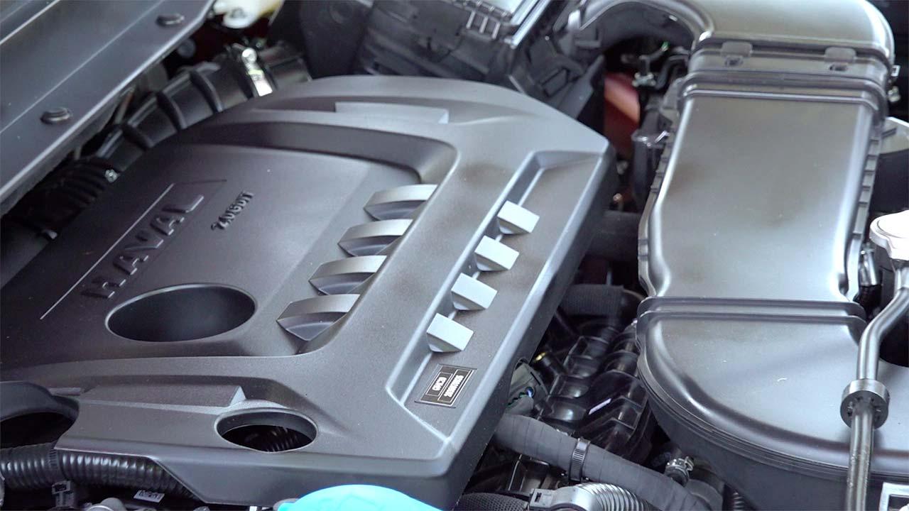 Motor Haval H6 2021