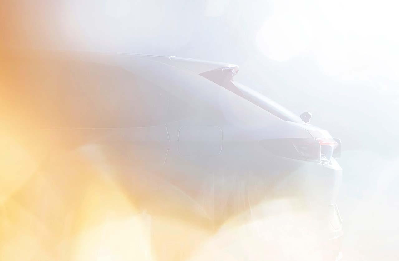 Nueva Honda HR-V teaser