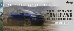 Jeep Compass Trailhawk Turbodiésel