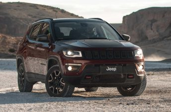 Jeep sumó el Compass Trailhawk Turbodiésel