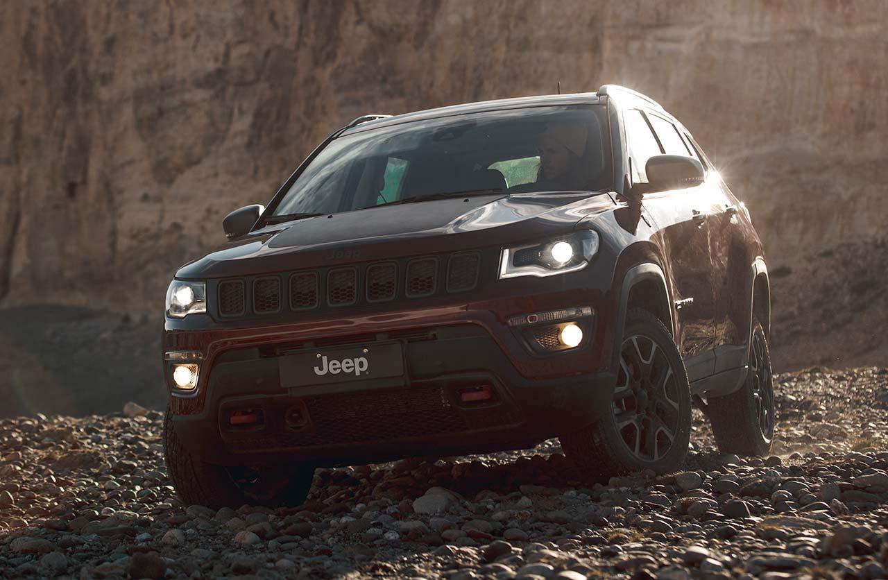Jeep Compass Trailhawk Turbodiésel