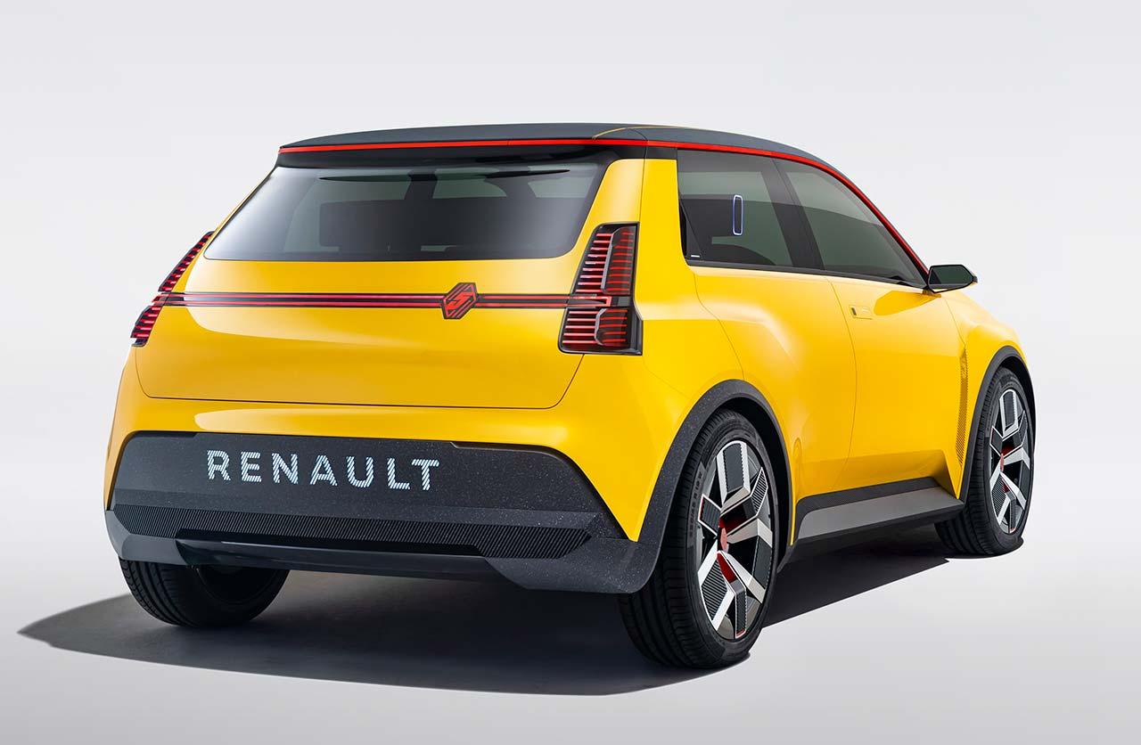 Nuevo Renault 5 Prototipo 2021