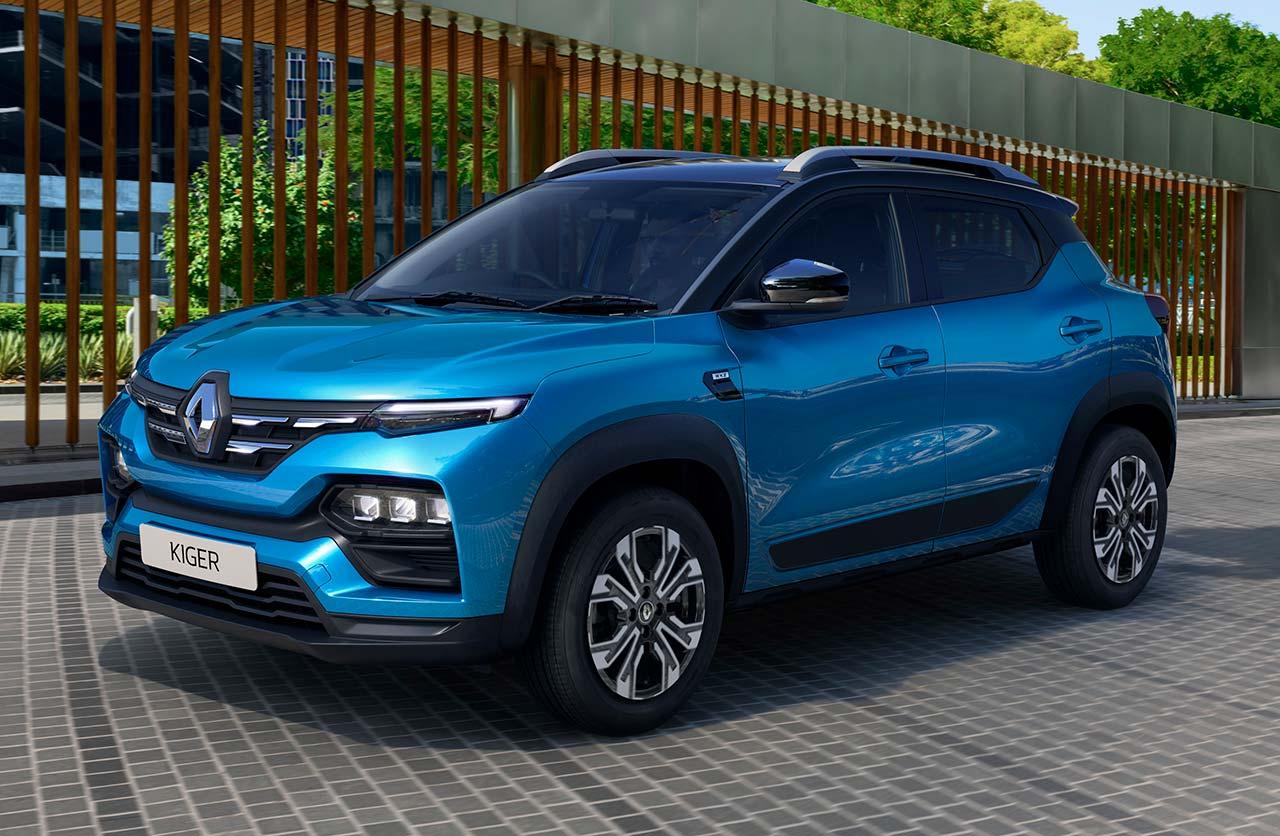 Kiger, el nuevo SUV de Renault