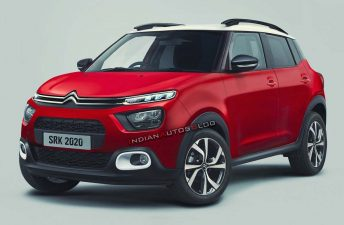 El nuevo SUV pequeño de Citroën, también para Sudamérica