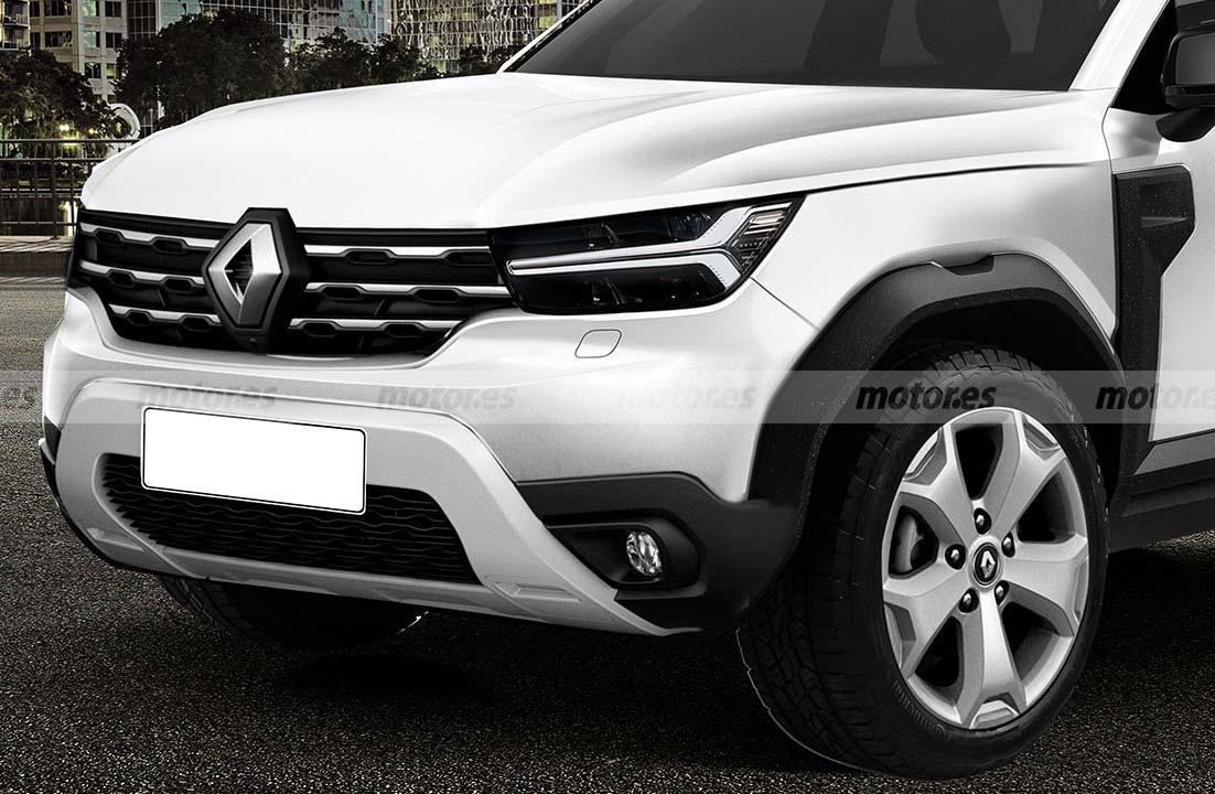 Así sería el Bigster de Renault