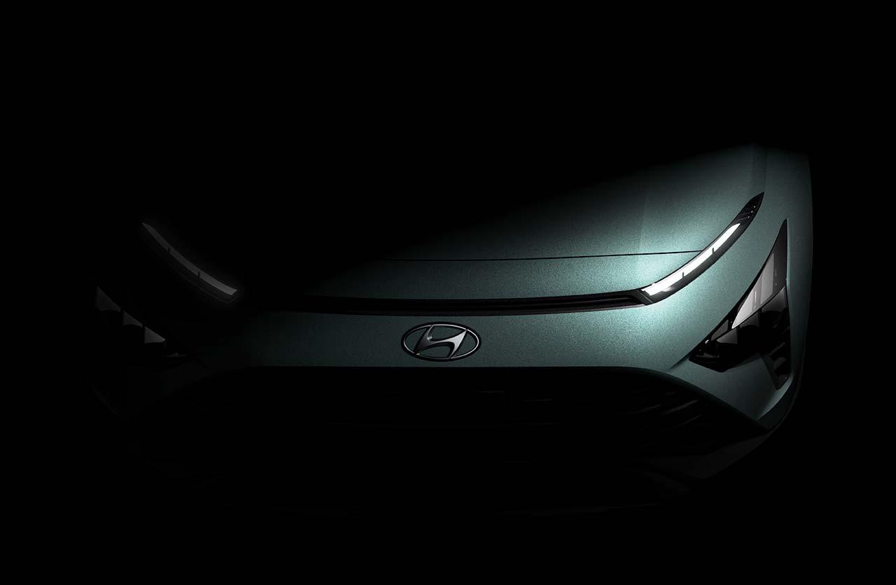 Bayon: Hyundai anticipa su nuevo SUV