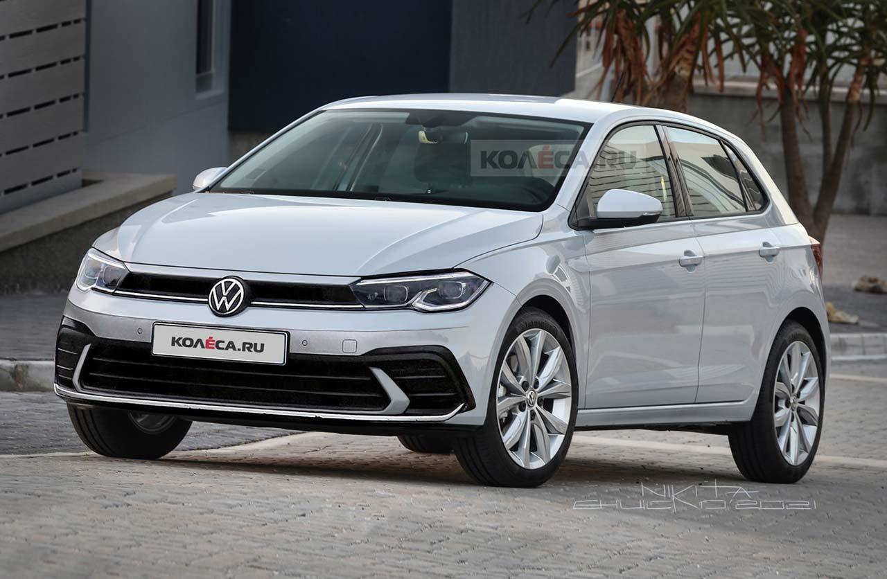 Se viene el rediseño del Volkswagen Polo