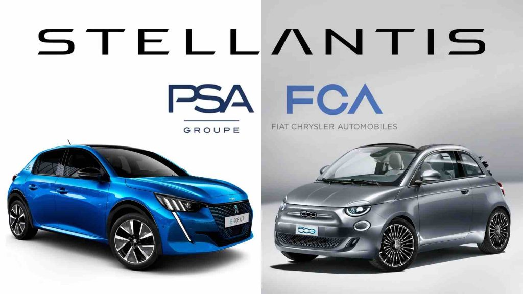 Stellantis PSA Group FCA