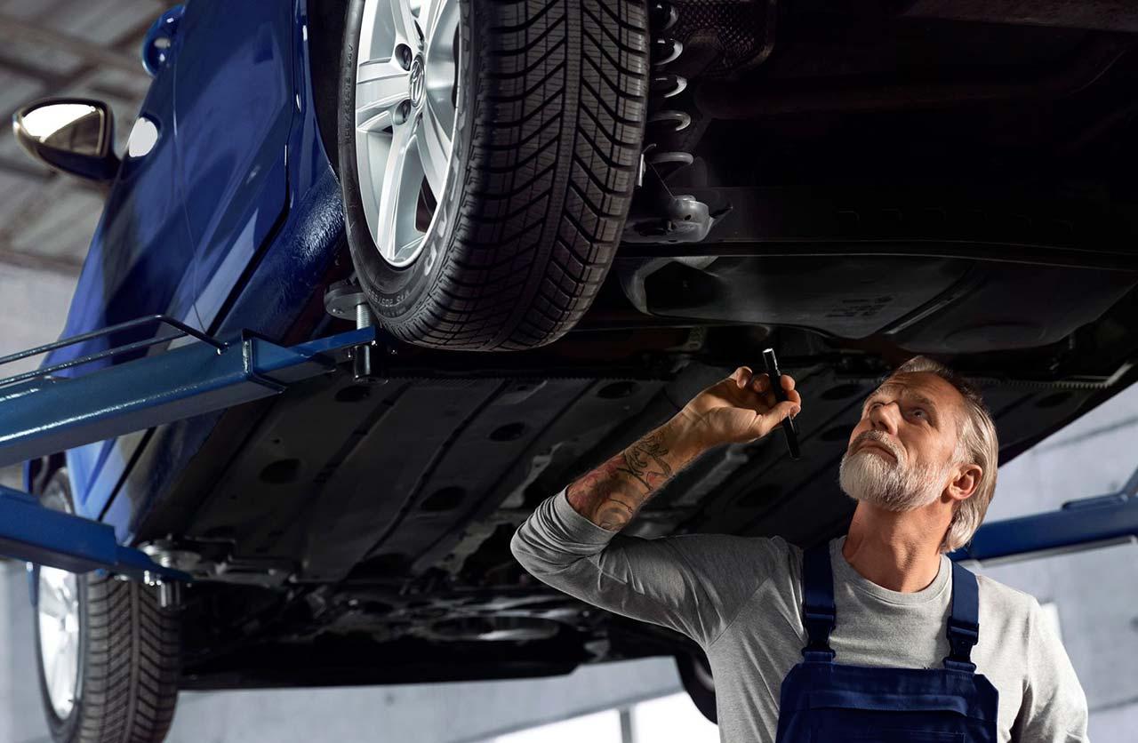 Volkswagen ofrece chequeo gratuito del auto