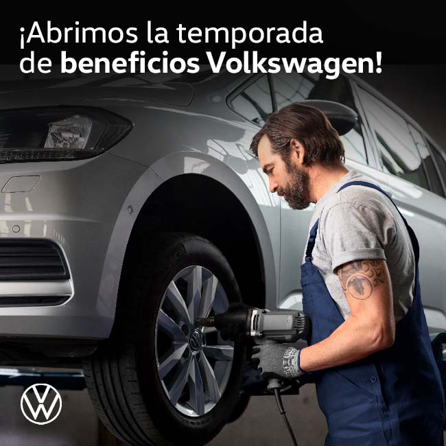 Volkswagen chequeo auto