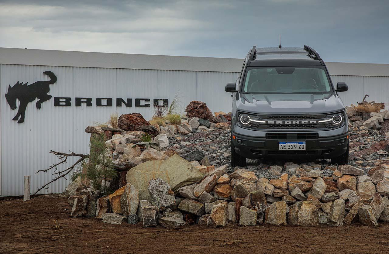Ford Bronco Sport en Argentina